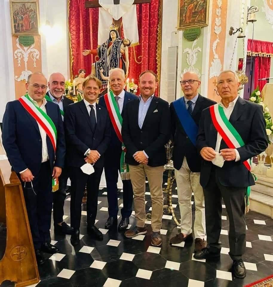 Festa in onore della Madonna Addolorata ad Aurigo