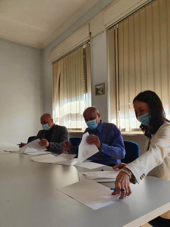 Gianni Berrino, Valentina Arginelli, Nicodemo Agostino