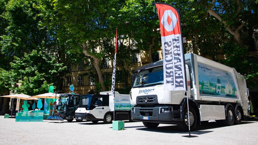 Gorent Puliamo la tua piazza Genova