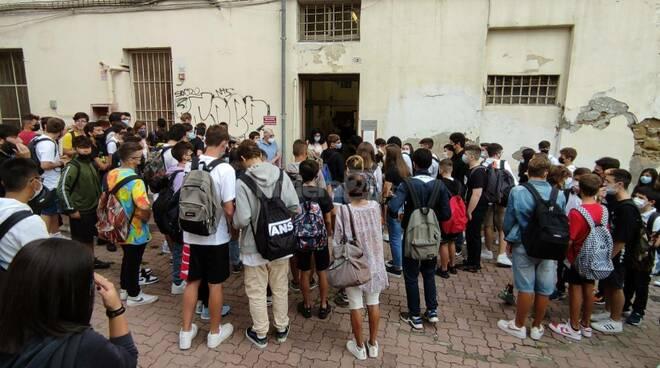 green pass scuola Ventimiglia Sanremo