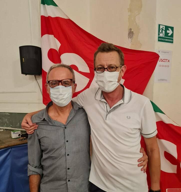 Luca Falcetta e Paolo Marengo