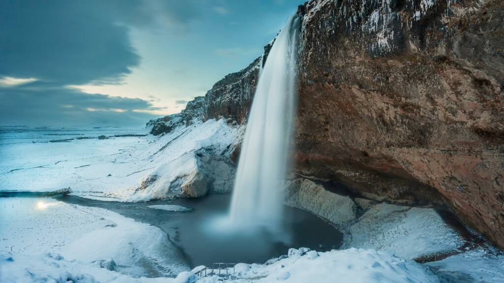 Orbita, seconda spedizione in Islanda