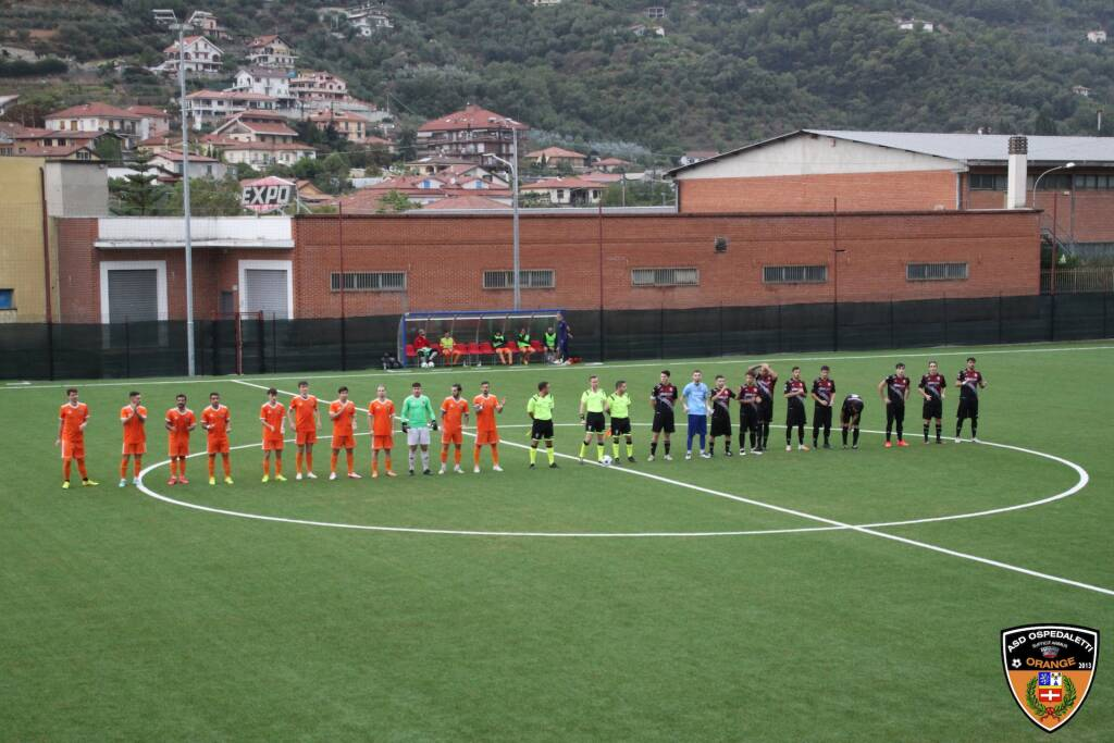 Ospedaletti Calcio -Arenzano