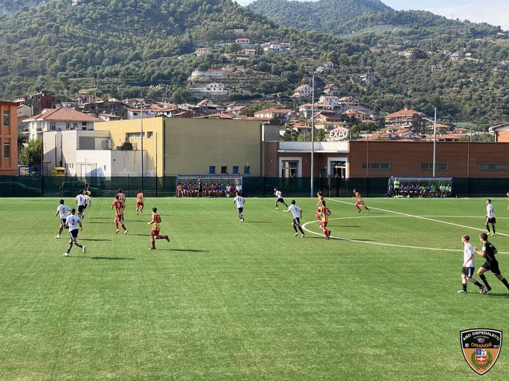 Ospedaletti Calcio-Finale