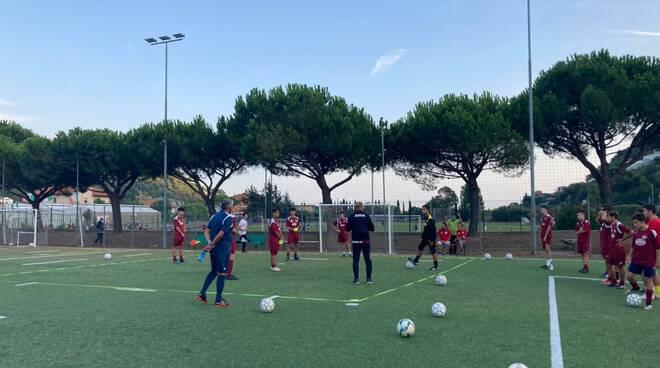Polisportiva Vallecrosia  e Torino Fc Academy