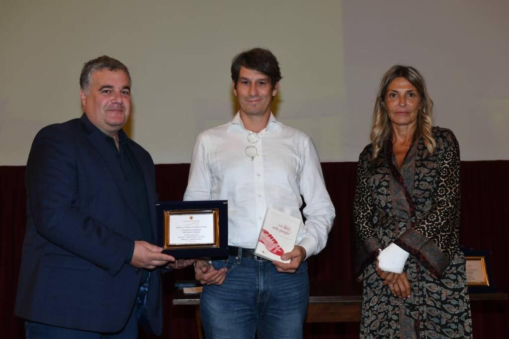 Premio Letterario Internazionale Casinò di Sanremo Antonio Semeria