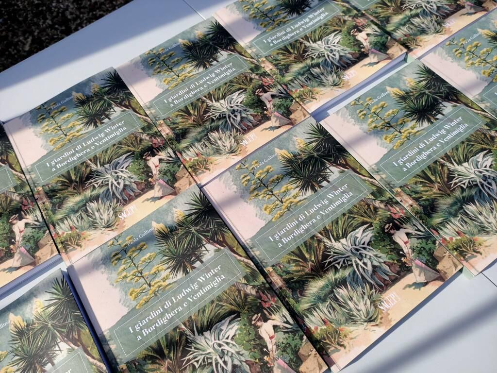presentazione libro giardini winter