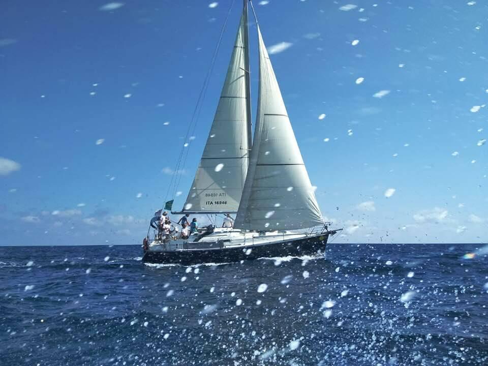 Riviera24 - Ad Andora la veleggiata sociale Trofeo Thor Heyerdahl