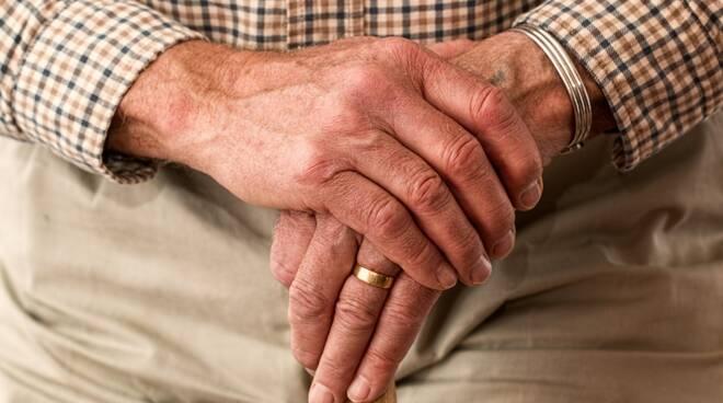 Riviera24- anziano nonno generica