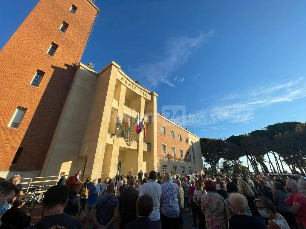 riviera24 - Manifestazione Ventimiglia
