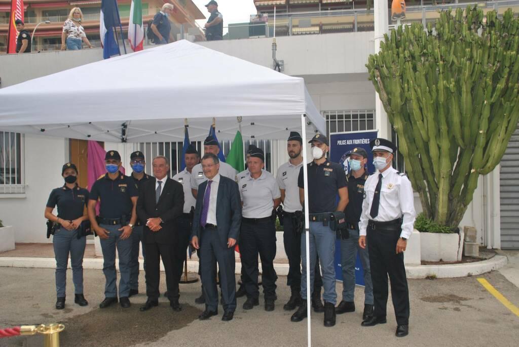 Riviera24- polizia italo francese