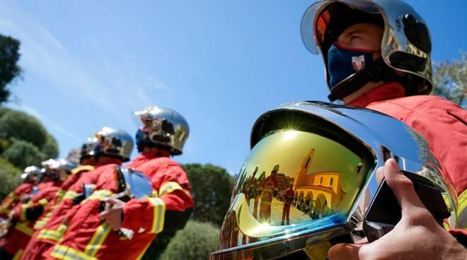 Riviera24- pompieri monaco