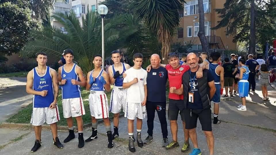 riviera24 - sanremo boxe