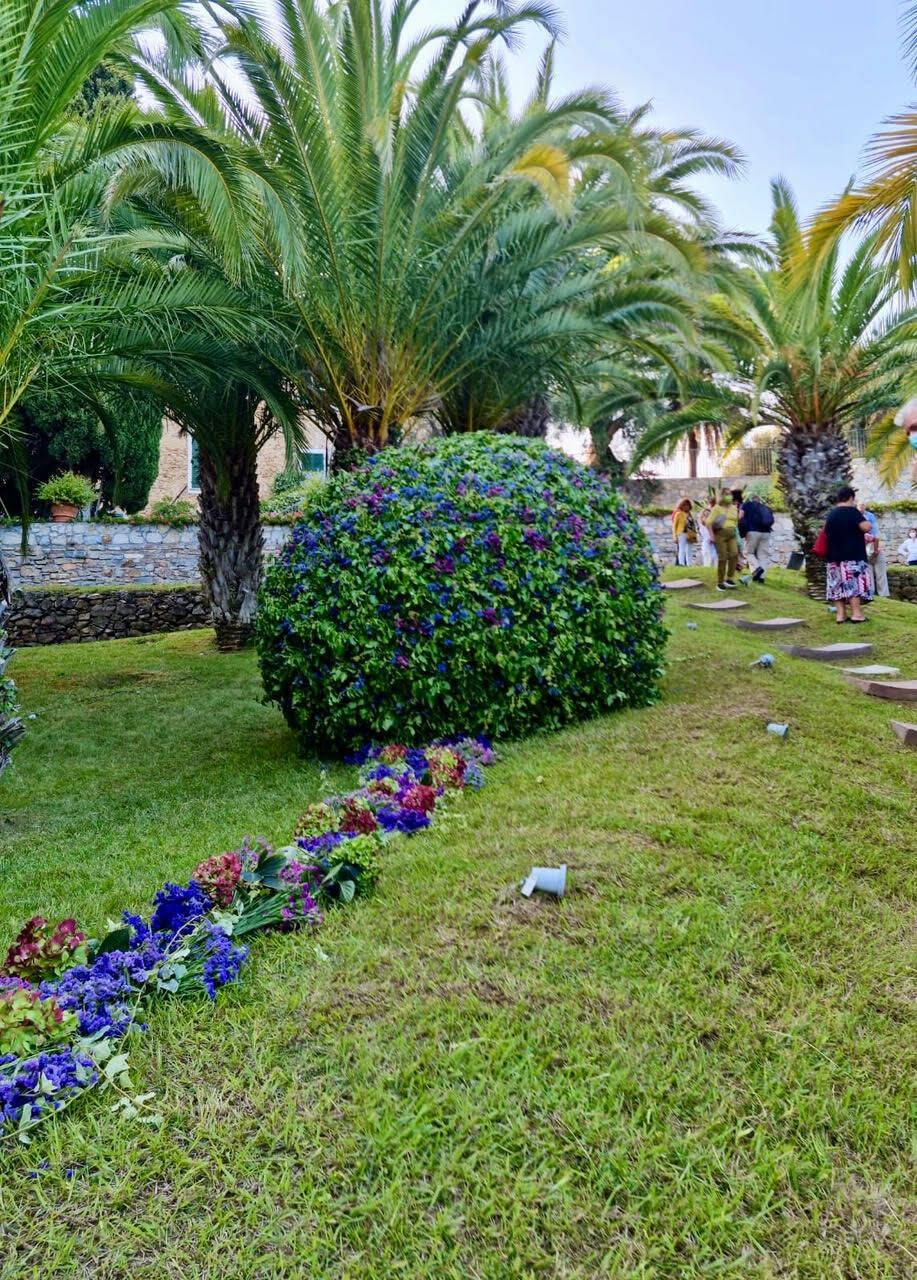 Serata Dantesca del Fai nel giardino di Irene Brin