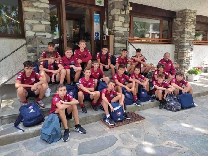 Under 15 del Ventimiglia Calcio