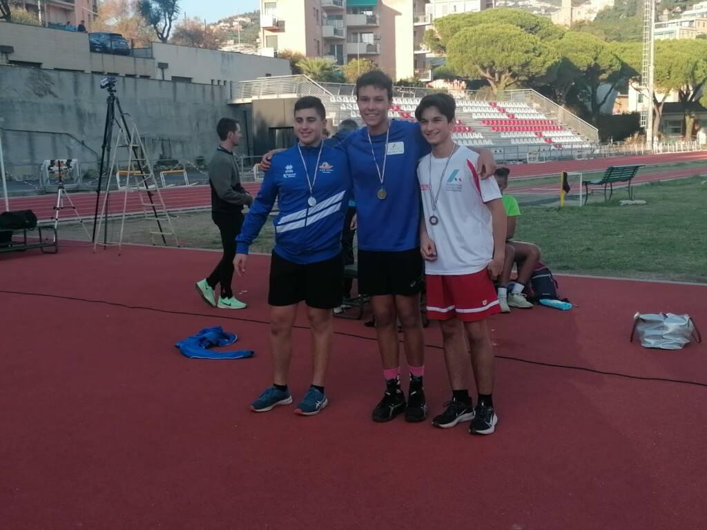 Atletica provinciale