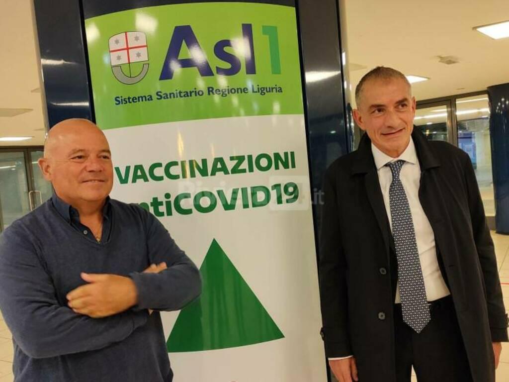 Sottosegretario Costa vaccini bissolotti