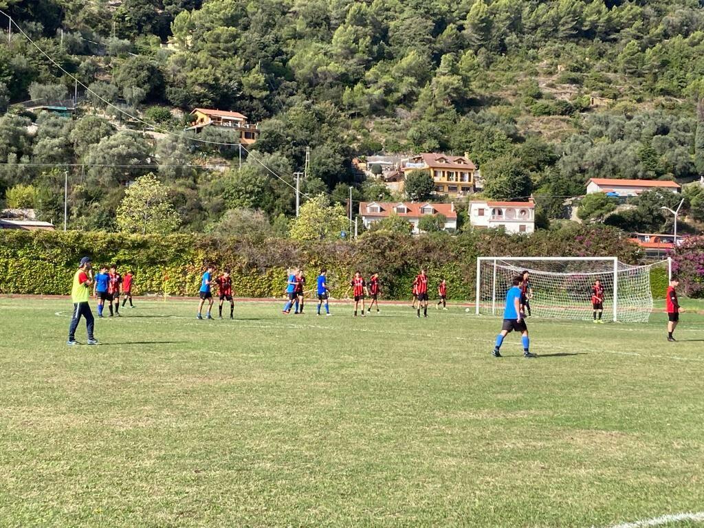 Triangolare Allievi 2006 a Camporosso