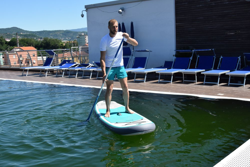 Questa estate cavalca la cresta dell onda con le tavole sup body e skim board di decathlon - Sacca per tavola sup ...