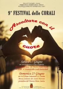 Riviera24 - festival delle corali Trucco di Ventimiglia 2017