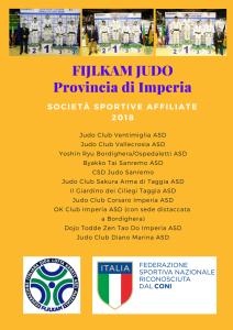 2018_FIJLKAM JUDO PROVINCIA DI IMPERIA_SOCIETA' AFFILIATE 1
