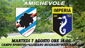 Sampdoria - Imperia