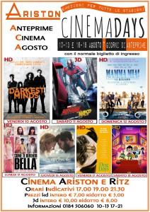 cinema days loc