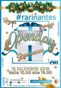 open day natale18