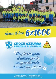 5x1000 fronte