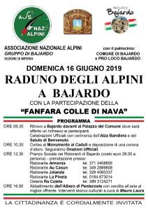 Raduno Alpini 2019