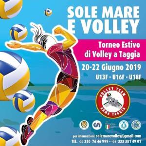 Sole Mare Volley 2019