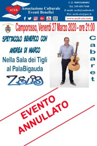 ANNULLO EVENTO